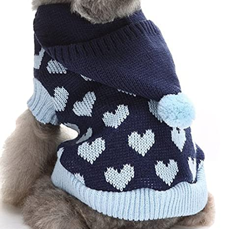 YZBear - Sudadera con capucha para perro, para mascotas, gatos, cachorros, gatos
