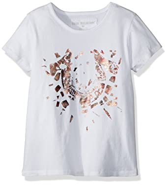 eefaba7c5 Image Unavailable. Image not available for. Color: True Religion Girls' Toddler  Fashion Short ...