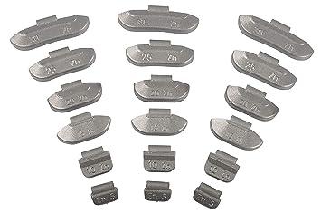 5g x 50 SCHWARZ Schlaggewichte Stahlfelgen Auswuchtgewichte Wuchtgewichte