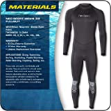 NeoSport Wetsuits Premium Neoprene Full Suit