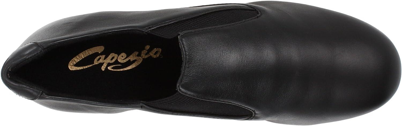 Capezio Women's CG18 Riff Slip-On Tap US|Black Shoe B004T3KJ2S 14 B(M) US|Black Tap e8bf16