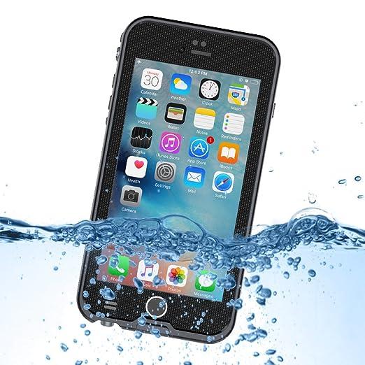 22 opinioni per Weggo Custodia Impermeabile, Completamente Sigillato, Antiurto per Apple iPhone