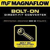 MagnaFlow 447184 Direct Fit Catalytic Converter