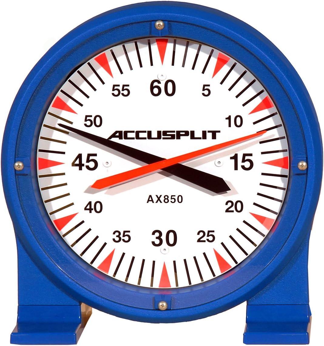 Amazon.com: AccuSplit AX850 Lane temporizador/Ritmo Reloj ...