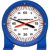 ACCUSPLIT AX850 Lane Temporizador / Reloj de Ritmo Azul, 15 Pulgadas