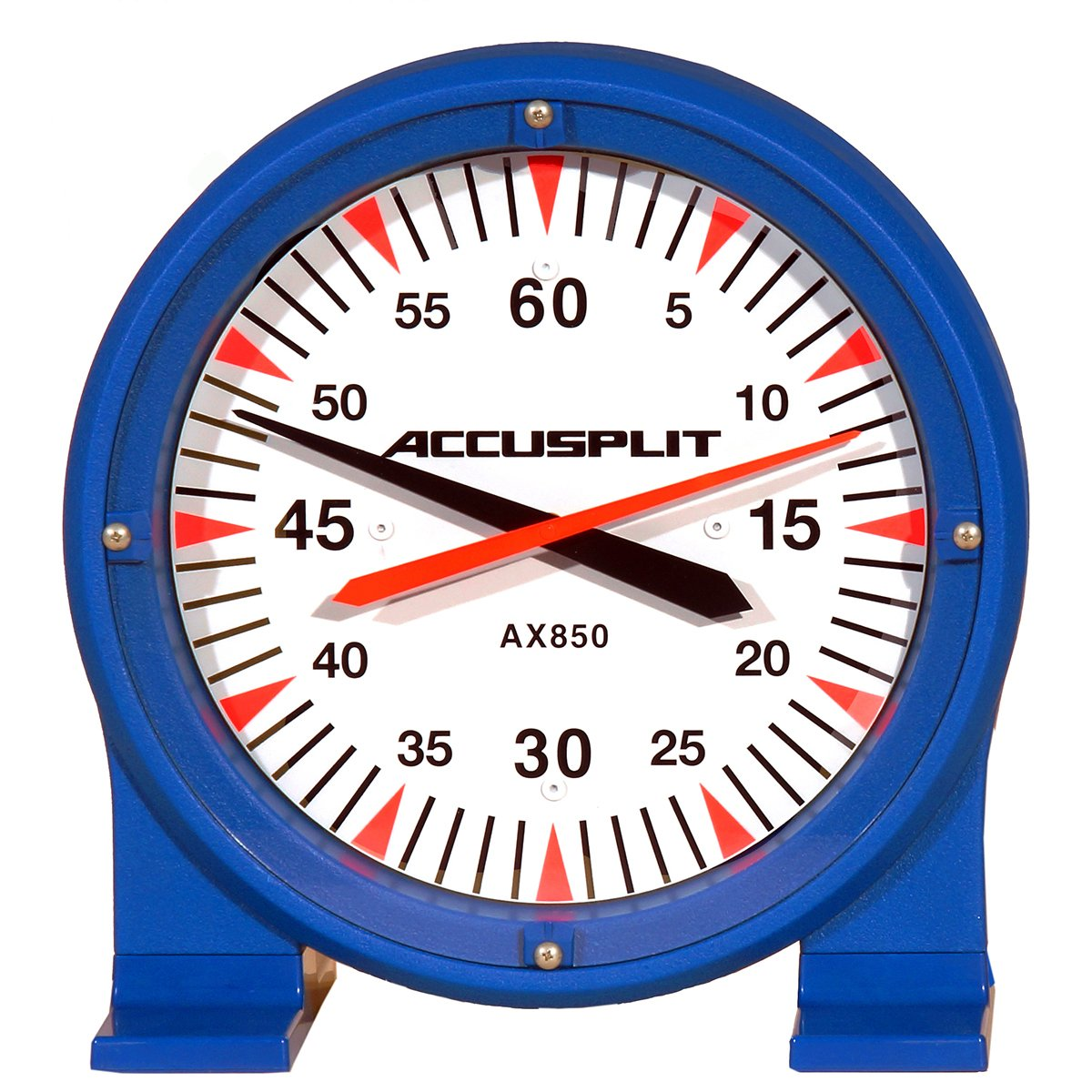 ACCUSPLIT AX850 Lane Timer/Pace Clock, Blue, 15-Inch by ACCUSPLIT