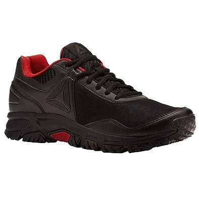Reebok RIDGERIDER TRAIL 3.0 - Trail running shoes - blue/black/tin grey JSx3x