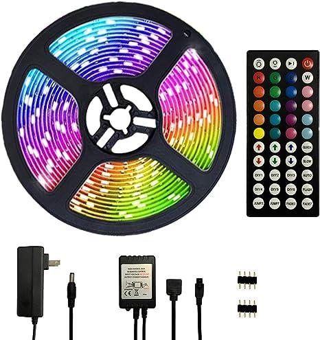 "Waterproof 12V LED Light Bar 10/"" Strip White IP67 15 Large LEDS"