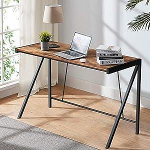 Amzdeal Computer Writing Desk 39.4