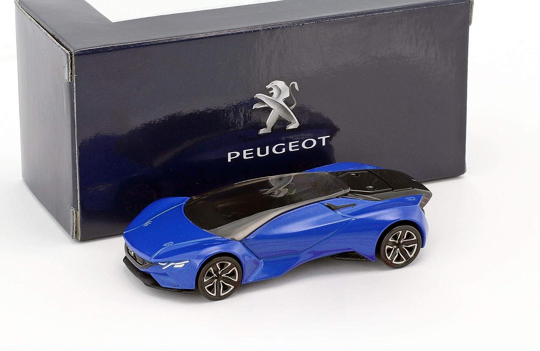 Couleurs Variables Boitage Peugeot 2015 1//64 Norev Peugeot Vision Grand Tourismo