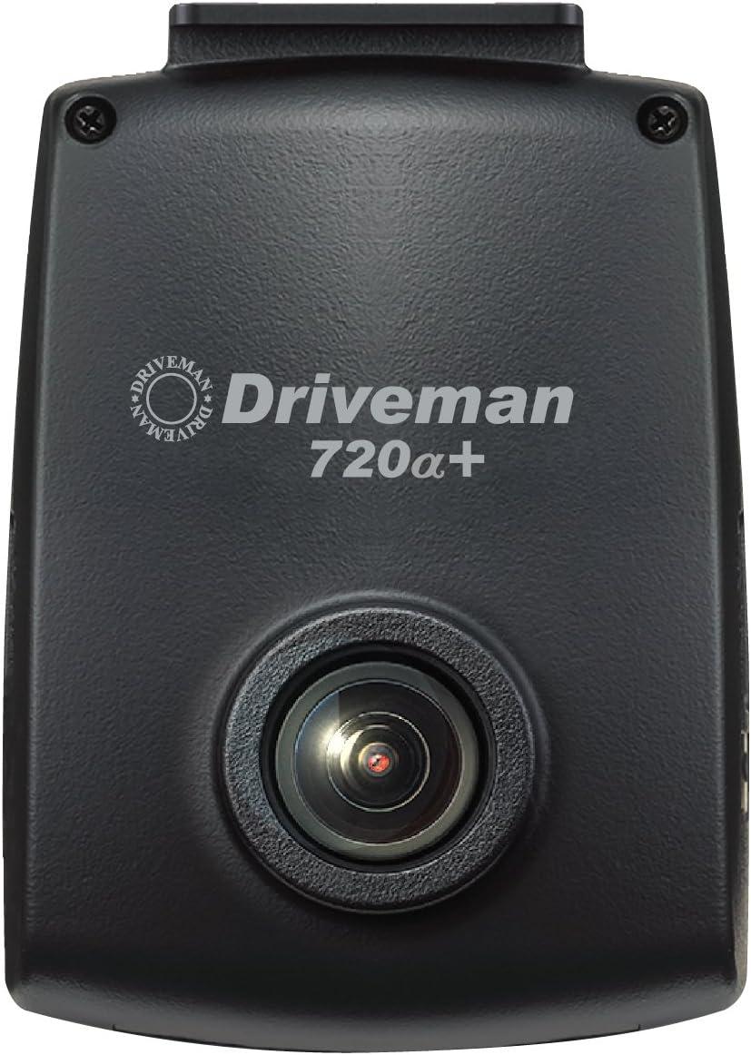 アサヒリサーチ Driveman ドライブレコーダー S-720a-p-CSA