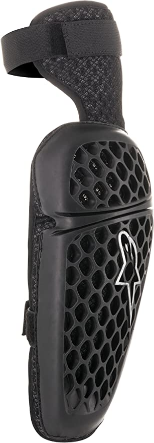 Bionic Plus Off-Road Motorcycle Elbow Protectors Large//Extra Large, Black