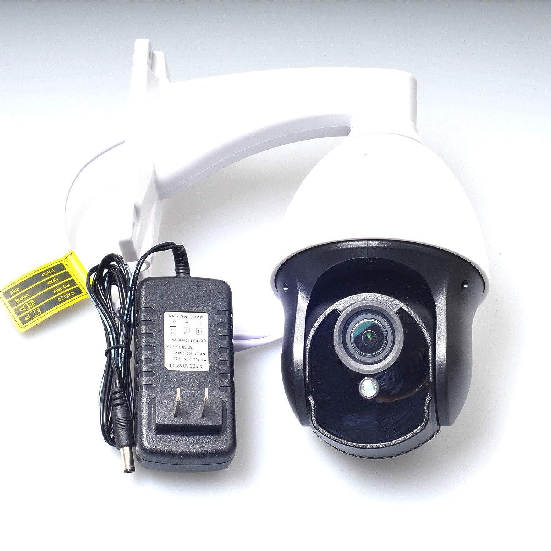 素敵な FidgetGear Mini Outdoor 1080P CCTV 3X Optical Zoom PTZ Security IP Camera Speed Dome IR 30M   B07Q75HF12, じゅういちや 5937c91f