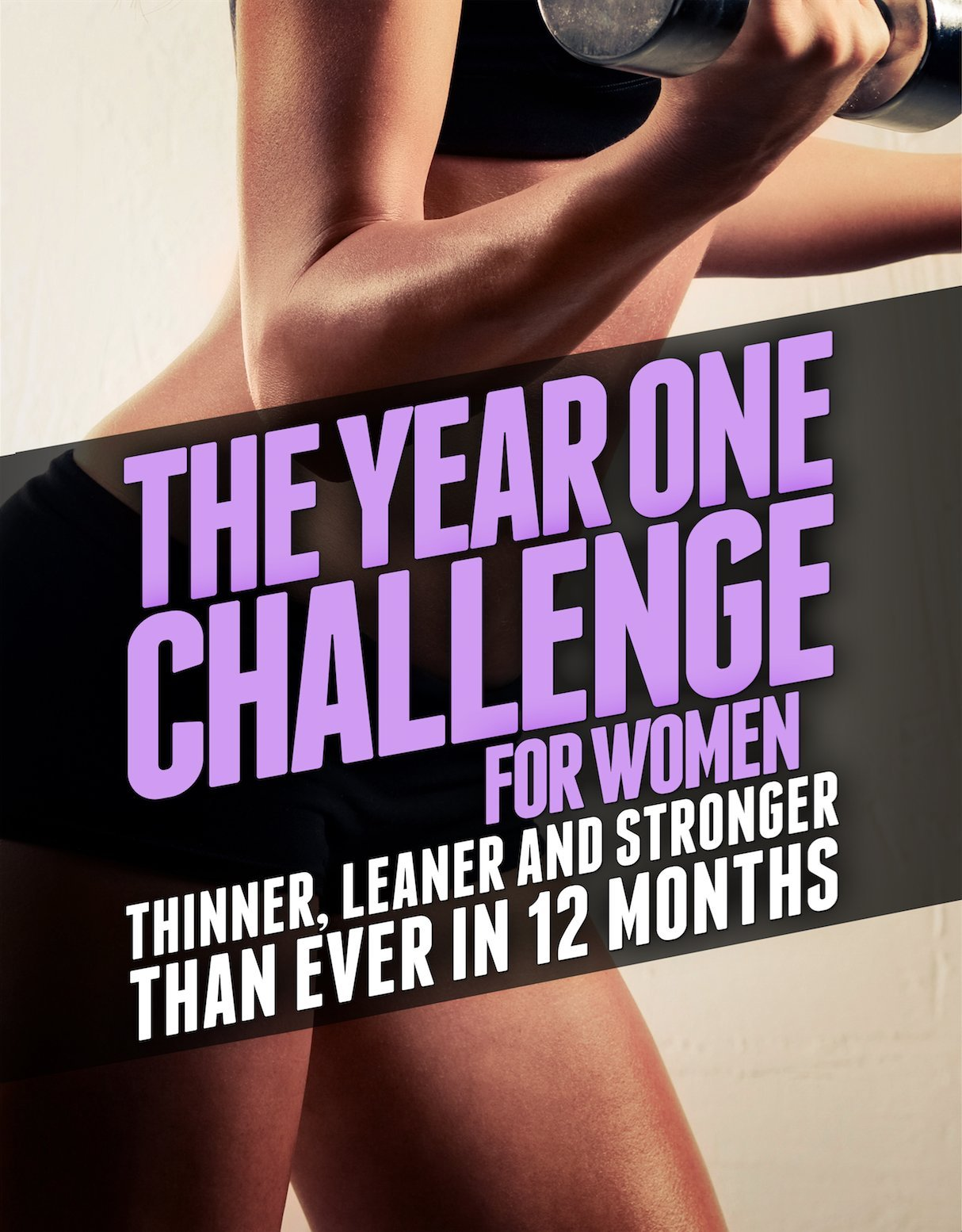 Year Challenge Women Thinner Stronger product image