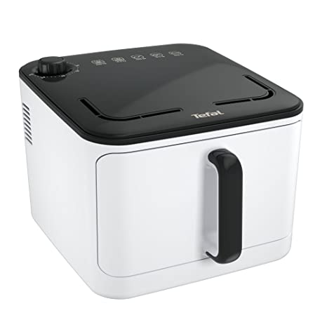 Tefal FX10A1 Solo Independiente Hot air fryer 1450W Negro, Color blanco - Freidora (Hot