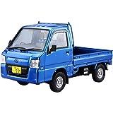青島文化教材社 1/24 ザ・モデルカー スバル TT1 サンバートラック WRブルーリミテッド '11 プラモデル