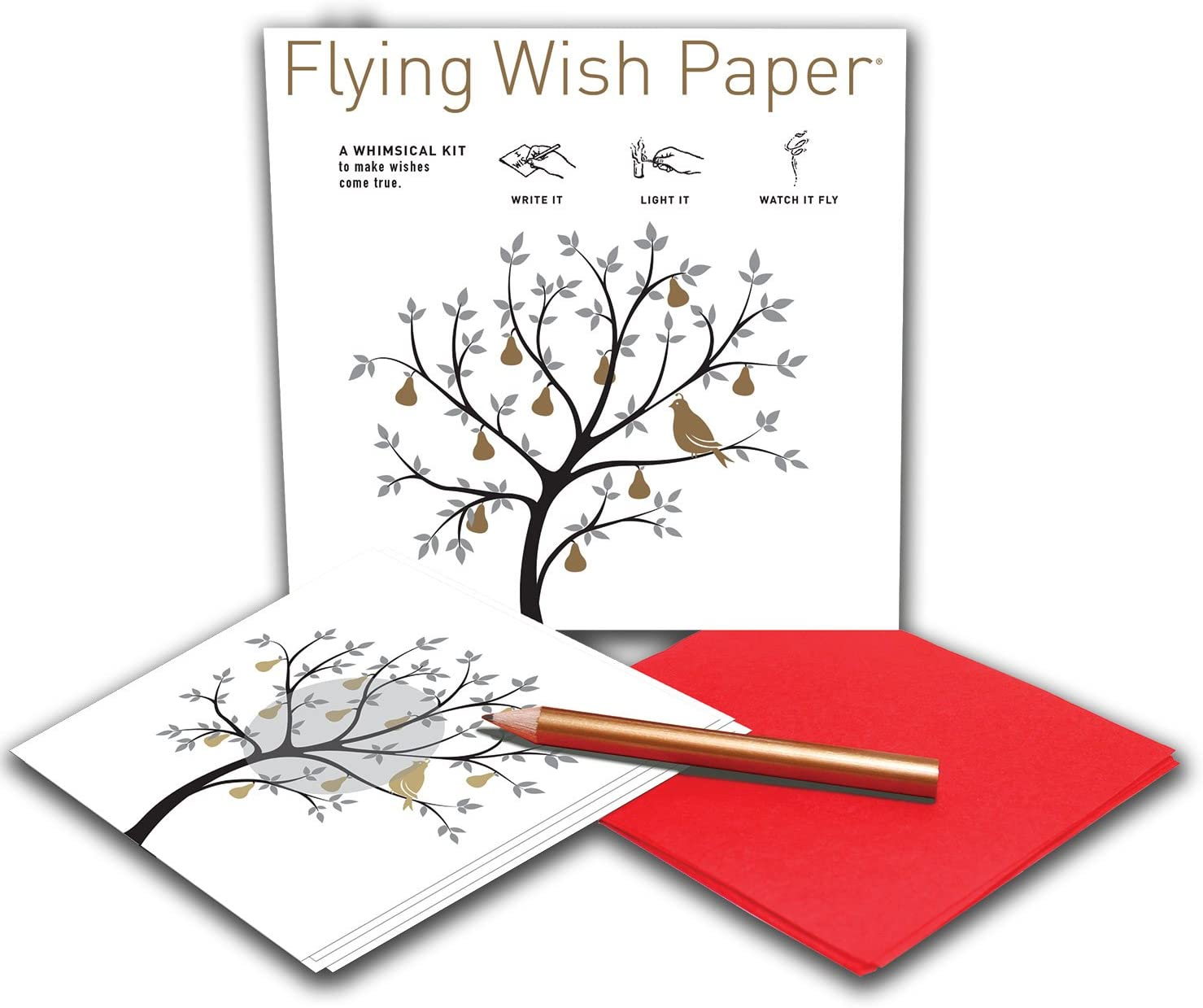 Mini Kits BIRDCAGE BALLERINA Flying Wish Paper I WISH I COULD FLY! 5 x 5
