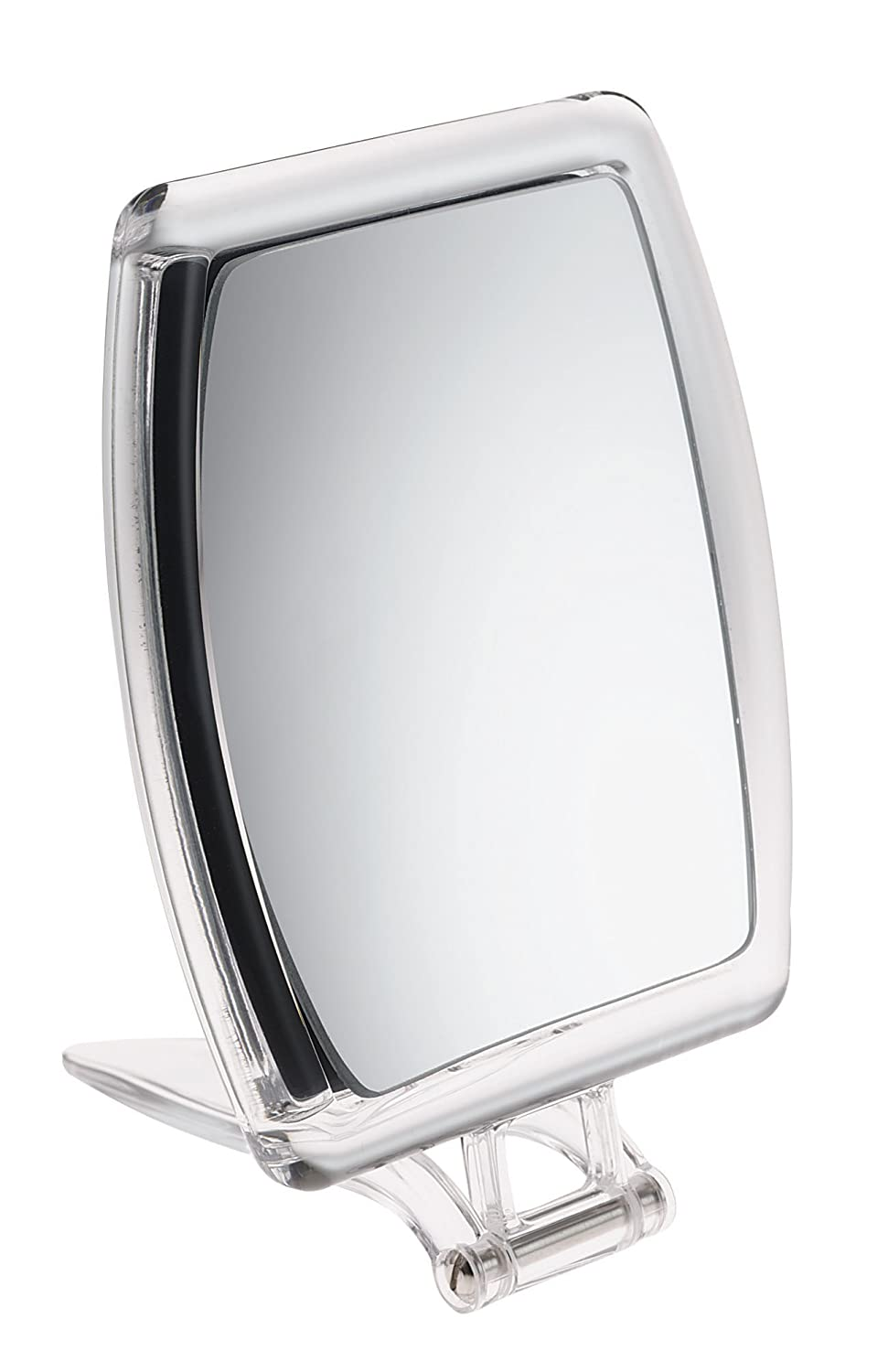 FMG Mirrors - Miroir de voyage rectangle grossissant x10 - 15 cm Fancy Metal Goods Ltd A061/15