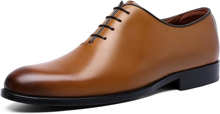 DESAI Chaussures de Ville à Lacets Homme Oxford