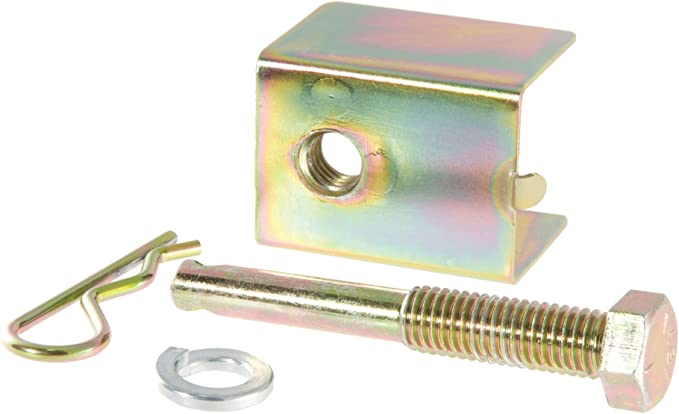CURT 22321 Anti-Rattle Hitch Pin Shim Device for 2-Inch Receiver