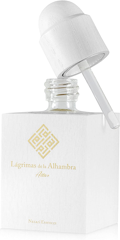 Perfume Attar Lagrimas de La Alhambra: Amazon.es: Belleza
