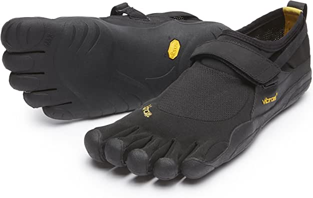Vibram FiveFingers Men's KSO Shoes & Toesocks Bundle