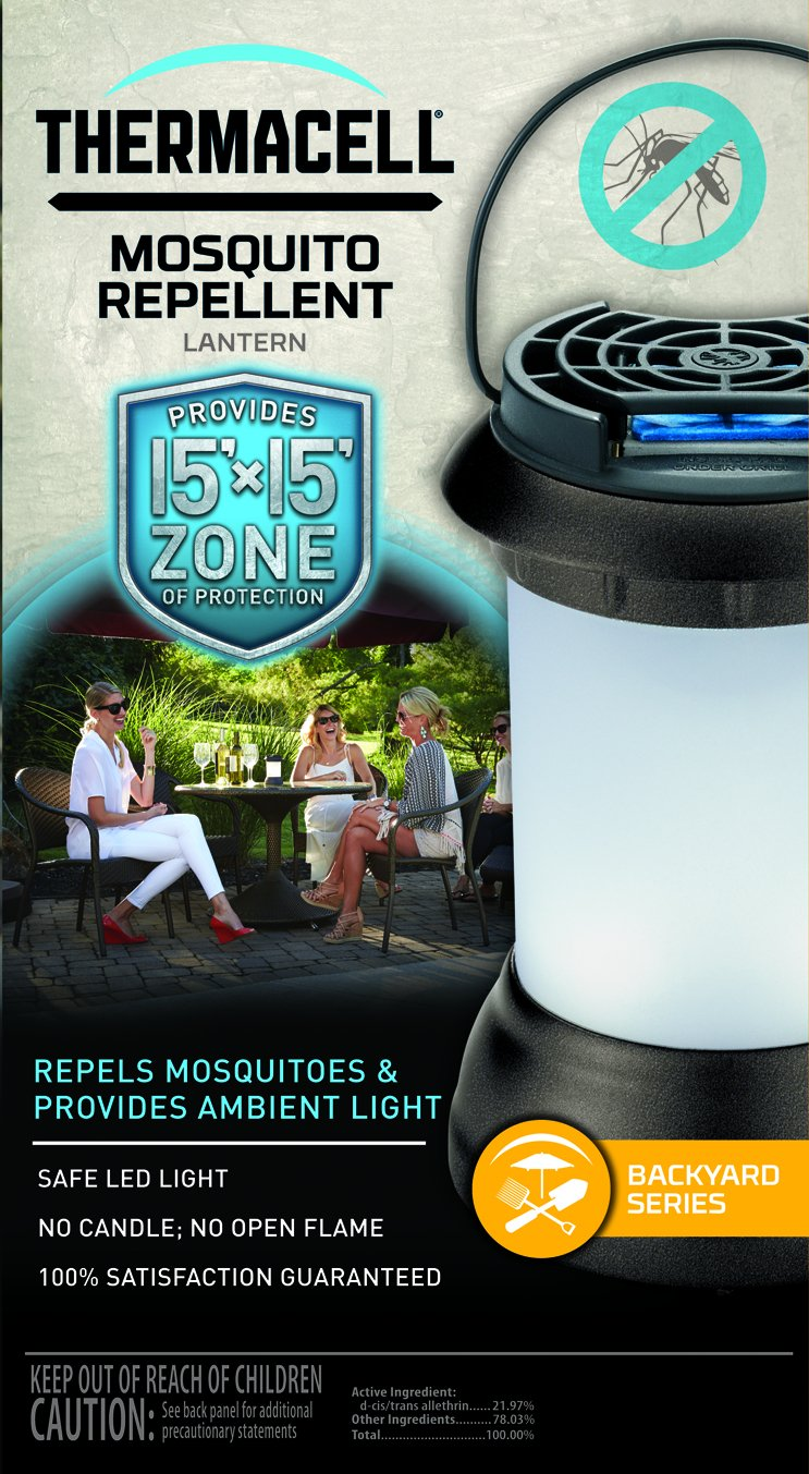 amazon com thermacell mr 9sb mosquito repellent pest control
