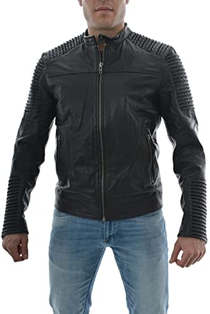 Jack and jones lederjacke