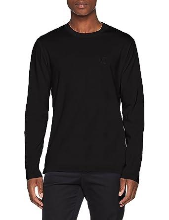Versace Man T-Shirt, Top à Manches Longues Homme  Amazon.fr  Vêtements et  accessoires 024f85d6c3a