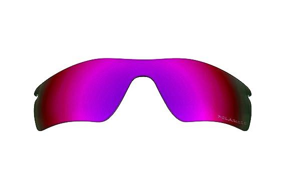 e9d6ae843f Best SEEK Replacement Lenses for Oakley RADAR PATH Purple Mirror ...