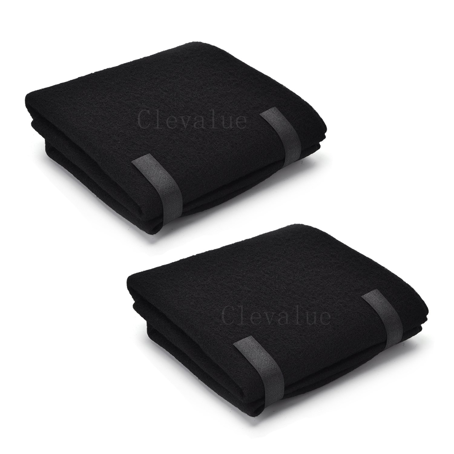 2-Pack Air Purifier Pre-Filters. Compatible with HRF-AP1, Filter A (Makes up to 8 Filters). Universal Carbon Pre Filters