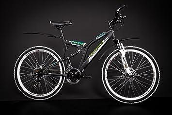 26 pulgadas bicicleta eléctrica para bicicleta MTB Shimano – Freno Fully Bike Disc Rueda Zündapp