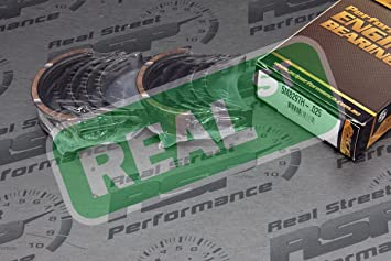ACL 5M1957H-.025 Oversized High Performance Main Bearing Set for Acura 0.025mm