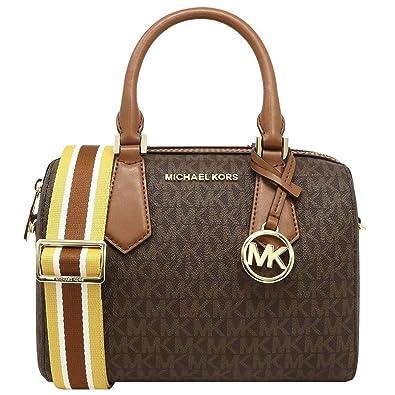 Amazon.com: MICHAEL KORS HAYES - Bolsa para pañales (tamaño ...