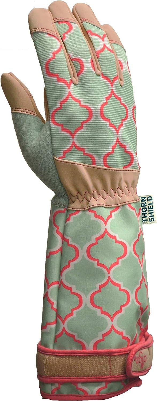 DIGZ 7625-26 Rose Picker Garden Gloves, Medium