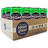 High Brew Cold Brew Coffee - Dark Chocolate Mocha, 8 Fl Oz (12 Count)