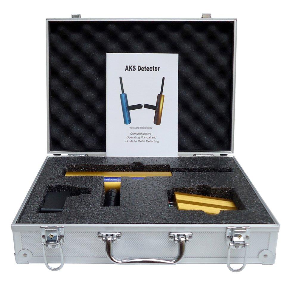 Aks Gold Detector Diamond Detecting Machine Metal Circuit Long Machinery Depth 14 Scanner Hunter Finder