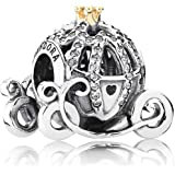 Amazon.com: PANDORA Disney Mary Poppins' Silhouette Charm: Jewelry