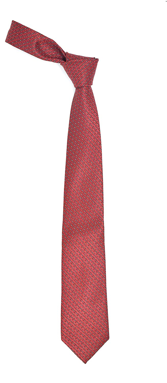 Kanthlangot Mens Formal Microfiber Neck-Tie