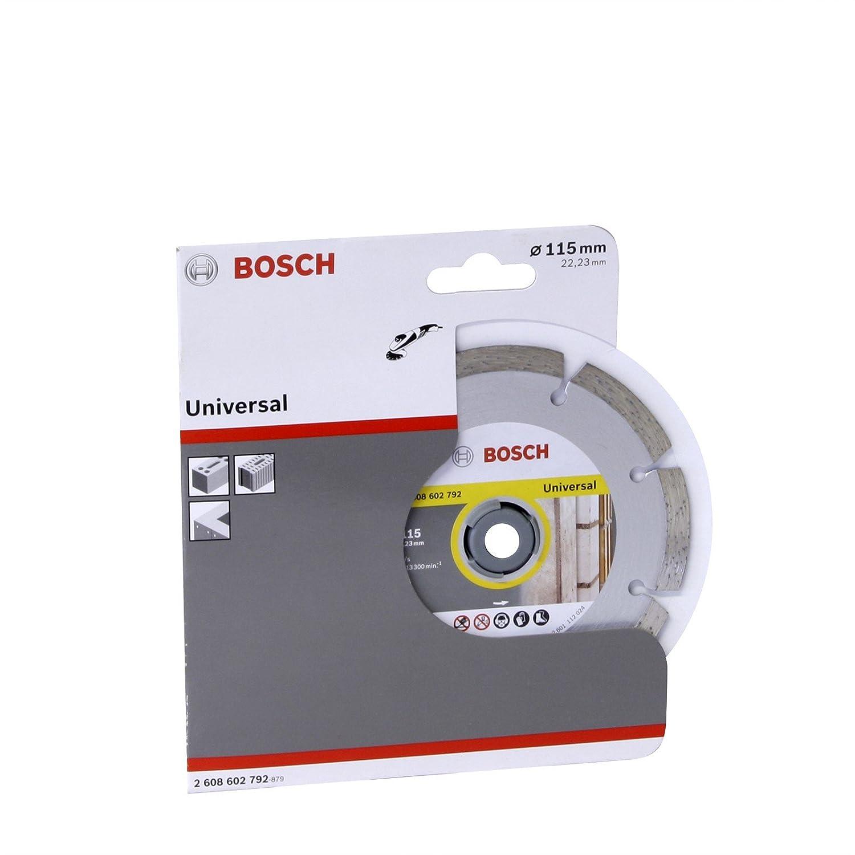Bosch 2608602792 115mm Universal Diamond Blade BPSTL16308-2608602792