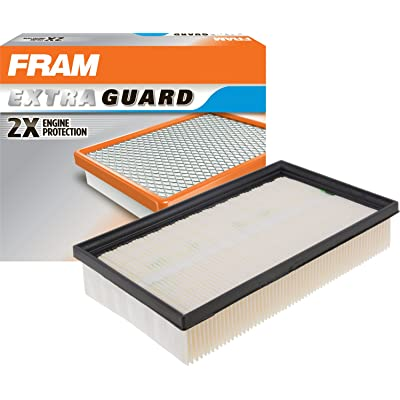 FRAM CA10094 Extra Guard Rigid Rectangular Panel Air Filter: Automotive