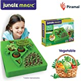 Jungle Magic Garden Scienz Experimental Educational Game for Kids (Vegetables)