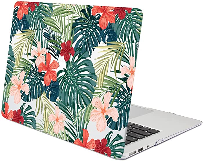 The Best Gmyle Garden Flower Macbook Air 11 Inch Case
