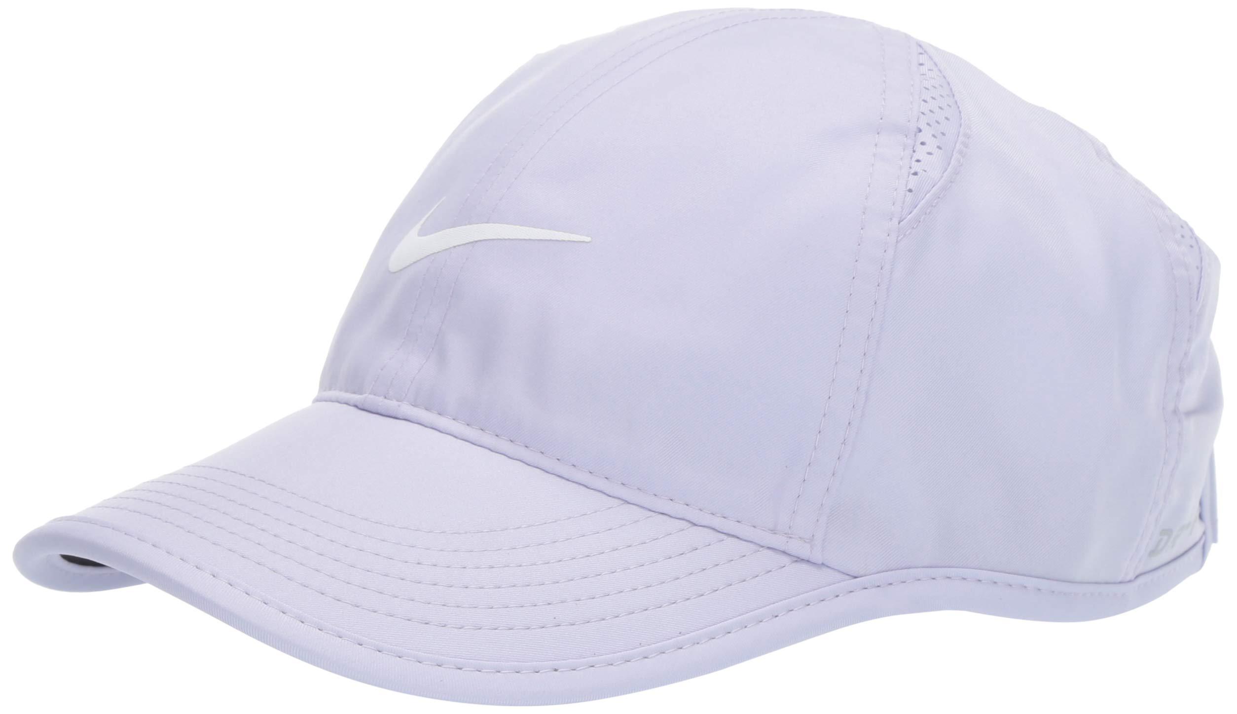 NIKE Women's Arobill Featherlight Cap, Oxygen Purple