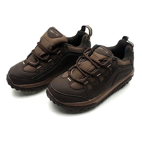 3fb214a71 WalkMaxx Outdoor Fitness Scarpe Taglia 37 – 45 Sneaker Scarpe Sport Scarpe  da Corsa Marrone,