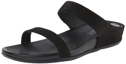 306ca3ad8 fitflop Women s Banda Opul Slide Dress Sandal  Amazon.ca  Shoes ...