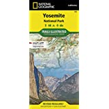 Yosemite National Park (National Geographic Trails Illustrated Map, 206)
