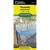 Yosemite National Park: Trails Illustrated National Parks