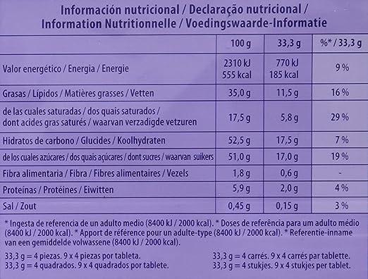 Milka - Tableta de Chocolate con Caramelo y Avellanas - 300 g: Amazon.es: Amazon Pantry
