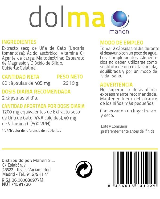 DOLMA 60 Caps